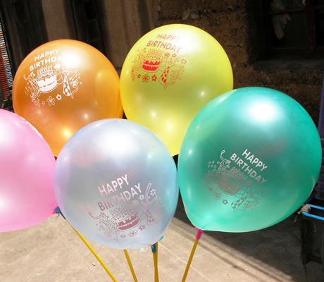 Birthday Balloons in Tamil Nadu