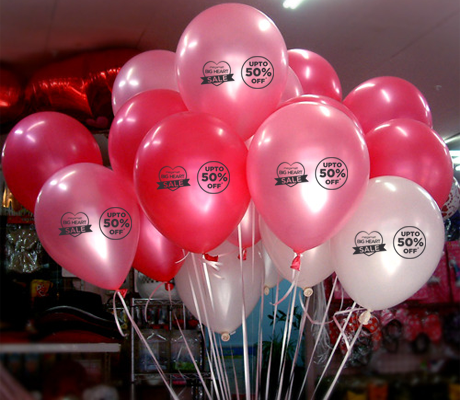 Personalized Balloons Suppliers in Tamil Nadu